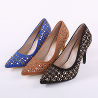 comfortable formal shoes - 2015 wedding shoes New arrivalv Formal occasions comfortable High Heel cm Satin open toe Autumn SA36