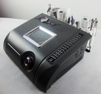 Wholesale ultrasonic face lift skin scrubber in microdermabrasion machine
