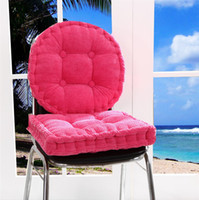 Wholesale Floor cushion thickened stereo dining chair cushion fat pads square circular winter warm cushion pad