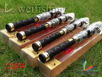 Wholesale High quality Telescopic Fishing Rod cm Superhard pure Stainless steel base Pocket rod Stainless steel rod new product
