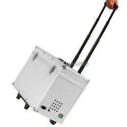 Wholesale Dental Portable Dental Unit Metal Mobile Case holes