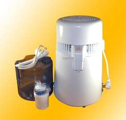 Wholesale New Water Distiller Pure Water Purifier Filter Manual Power W Voltage V or V Hz Hz