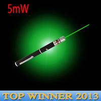 Wholesale 5mW Green Laser Pointers mW nm Green Laser Pointer Pen Green Beam Light Pen For Camping PPT Teaching SOS Xmas Gift DHL C1