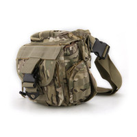 Wholesale Military Tactical Camping Shoulder Bag Pouch Backpack EDC Every Day Carry