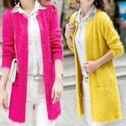 Wholesale Details about Fashion Women s Casual Knit Cape Cardigan Long Sleeve Coat Knitwear Sweater
