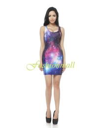 Wholesale 2014 New Arrival Sexy Women Galaxy Dress Cartoon Adventure Time Dress Bodycon Dress Women s Sundress B9 SV001679