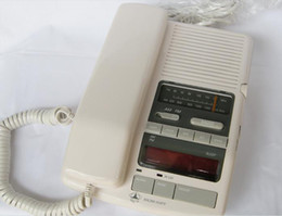 wholesale Clock radio big screen alarm clock fm am fm radio multifunctional telephone
