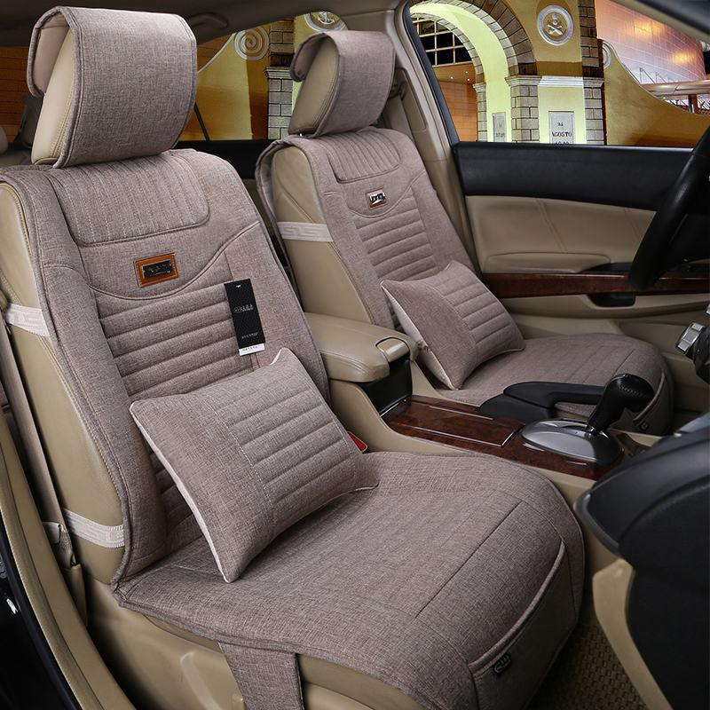 Hemp Car Seat Covers