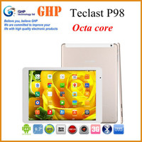 Cheap 9.7'' Teclast P98 3G Phone Call Tablet MTK8392 Octa Core 1.7GHz 16GB ROM 13.0MP IPS Retina 10 Point Touch 2048x1536 Android 4.4