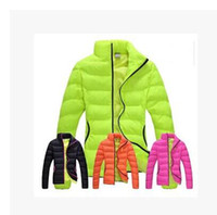 Wholesale 2014 Fashion Leisure sports down coat women Winter jacket coat Cotton overcoat women down jacket women parka