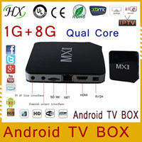 Cheap Promotion!2014 New XBMC Fully Loaded MX2 TV Box Android 4.2 Qual Core 1G RAM 8G ChipRk3188 HDMI WiFi DLNA Google Smart Mini PC Power than MX