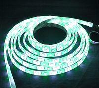 Wholesale NEW DC12V M leds M leds W Waterproof IP65 RGB White Color LED Tape SMD5050 RGBW LED Strip Light
