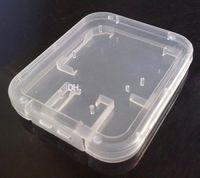 Wholesale 20pcs TF card Micro SD Card GB GB GB GB GB Holder Storage Box Case Plastic Protector Cover
