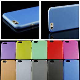 Wholesale 0 mm Super Thin Slim Matte Frosted Transparent Clear Soft Plastic PP Cover Case Skin for iPhone inch iPhone Plus inch MOQ