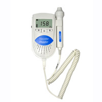 Wholesale CE FDA Approved MHz RFD B2 Pocket Fetal Doppler Monitor with LCD Display Free Gel