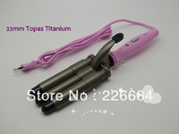 Wholesale hot Hair sticks egg rolls ceramic hair roller tube stick curling iron wet or dry