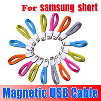 Hot Sale !!! Long and Short Flat Micro Magnetic USB cable Ma...