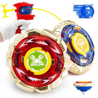 Wholesale New Music New Fantasy Versus Genuine installed gyro Golden Panthers fire spy fans to track children s toys two mounted gyro combo