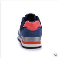Wholesale Man Woman run shoes Net rubber shoes Joker shoes letters shoes