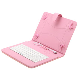 Wholesale iRulu inch Leather Keyboard Stand Case For inch inch Tablet PC Phablet