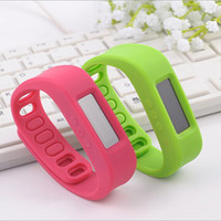 Wholesale Best Bluetooth Wireless Bracelet with Sports Records Sleep BT Connection Monitoring Stopwacth For Bluetooth Phablet Android Smartphone
