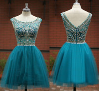 Wholesale Sfani Real Photos Very Modest Prom Dresses Evening Gown Crystal Bodice Ball Gown
