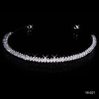 beaded hair pieces - Fashion Bridal Rhinestone Headband Crystal Headband Crystal Beaded Head Piece Wedding Hair Accessories Wedding belt