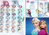 Wholesale Frozen Band Rings Child Kids Toys Big Box set box Christmas gift A508