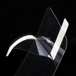 Envío libre del iphone de la manzana en venta-Transparente Clear LCD Screen Protector Film Pegatina Para el iPhone 6 6G 4.7'' 5.5'' pulgadas, dos de los tamaños de Proteger el Teléfono Móvil de DHL el envío Gratuito