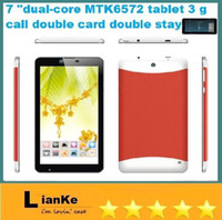 tablet android mid - 7 Inch MTK6572 Dual Core G Call Phablet Tablet PC Tablets Smartphone Android HD Screen MB GB MID Phone Wifi Dual Camera