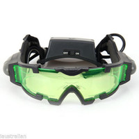 Wholesale New Night Vision Goggles Glasses Spy ft In Dark Flip out LED Lights