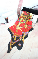 Wholesale scarf women2014 new cotton twill scarf shawl air conditioning shawl evening gown cotton twill large square scarfleopard print