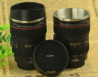 Wholesale Special style Coffee Cup For Canon Fans EF mm Thermos Camera Lens Mug for Coffee Milk B2 OS000122