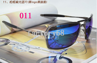 Wholesale 2014 Top Quality Inmate Color Frame Metal Frame Polarized Lens Outdoor Men Sport Sunglasses With Original Package