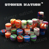 Wholesale Silicone Nonstick Dab Jar Container Dabwizard Dabber Bho Oil Butane Honey Oil Hash Shatter Vape Atomizer