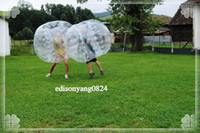 Cheap Top quality inflatable loopyballs crazy loopy ball bubble soccer inflatable human hamster ball