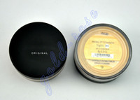 Wholesale HOT NEW LIGHT W15 Minerals ORIGNAL Foundation g NEW Click Lock free gift