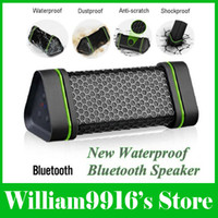 Cheap Latest Portable Wireless Bluetooth Speaker 4W Stereo audio sound Outdoor Waterproof Shockproof speaker for iphone 4 5 iPod car