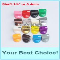 Wholesale 1000pcs Shaft Effect Pedal Pointer Knob mm Shaft Potentiometer knob Davies Clone Knob DHL