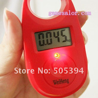 Cheap Free shipping Mini Hand Held Portable Balance Electronic Fish Hook Weigh Digital Scale 15KG 5G#8152