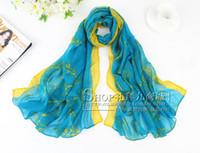 Wholesale scarvesB115 Korean female winter scarf H big wind big European and American vintage carriage printing long scarf shawlscarf women