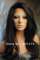 Wholesale Premium Quality Factory Outlet Price Hot Sale quot B Brazilian Wavy Hair Full Lace Wigs