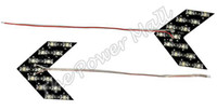 Wholesale Promotions SMD LED Arrow Panels Light for Car Side Mirror Turn Signal Indicator Lights Drop Shipping SV16 TK0416