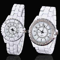 Cheap diamond sinobi couple watch ,ladies luxury party hours, japan movement lovers wristwatch 2 colors for retail B11 SV006230
