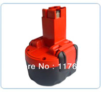 Wholesale 9 V Ah Ni MH Power Tool Battery for Bosch BAT001 BH
