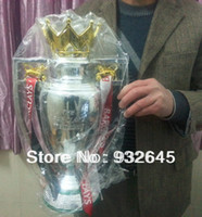 Wholesale Cool RESIN KG cm tall The Premier League Trophy Soccer Souvenir Barclays trophy REPLICA best soccer fan gift
