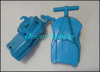 Wholesale 200pcs Freeshipping Beyblade spin top toy launcher beyblade launcher of beyblade part spin top string launchers