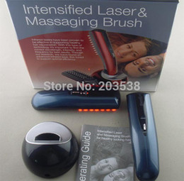 Wholesale By DHL EMS To USA New Hair Care Treatment Laser Hair massage comb Restoration Comb Kit