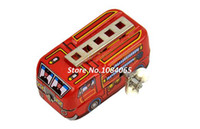 Cheap Drop Shipping!Baby Wind up Tin Toys Classic Toys Tin Fire Truck Funny Firetruck Car Toys 12436 b007