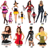 Cheap Halloween costume Halloween uniforms game clothing Best-selling Europe and the United States Halloween costumes The game clothing wholesale